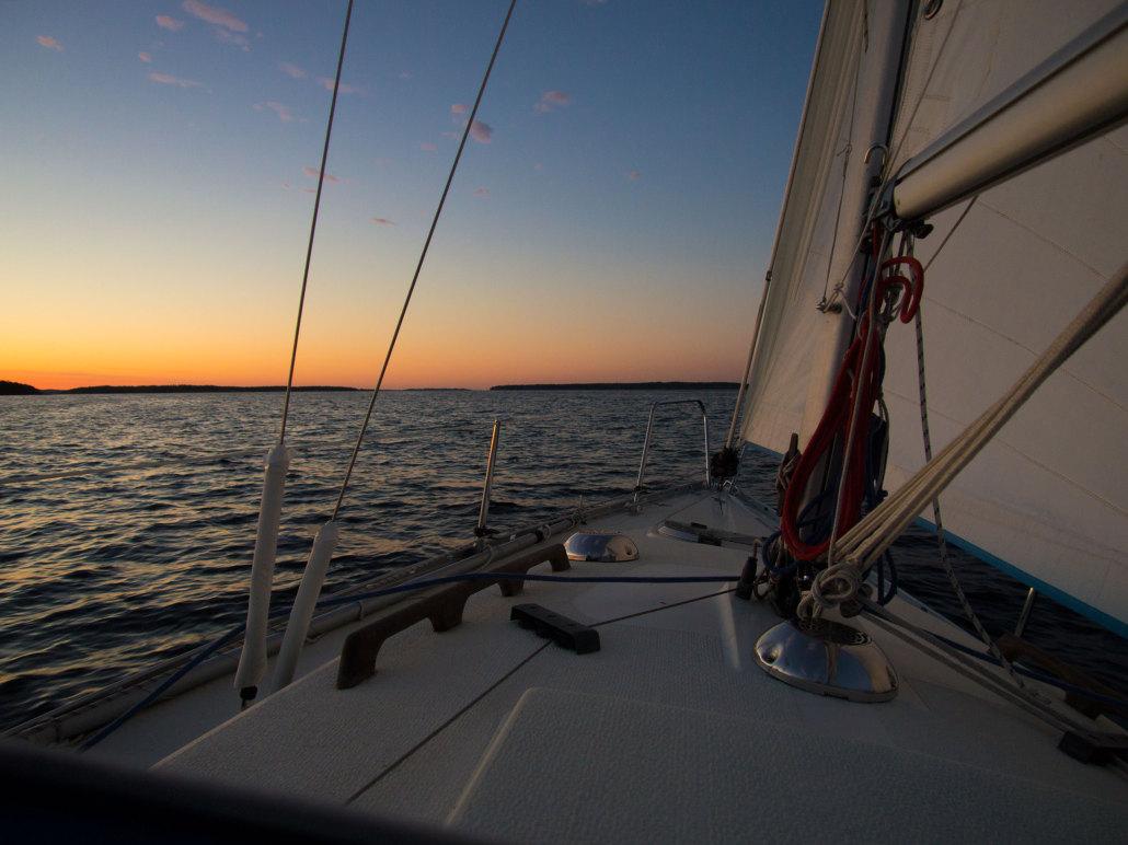 Atlantin yli - Naispurjehtijat - Sailing Ladies Finland