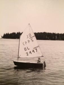 Optari-ura alkoi 1970